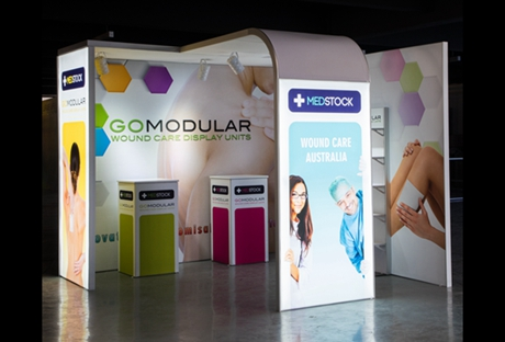 How to understand DIY custom modular trade show booth exhibition stand display ideas?