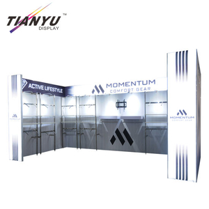 Modular Portable Exhibition Trade Show Portable Sales Booth
