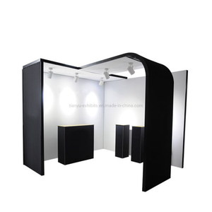 Cheaper DIY Modular Exhibition Booth for Trade Show