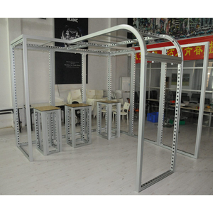 Modular standard portable 3x3m exhibition booth design